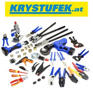Werkzeuge von Krystufek